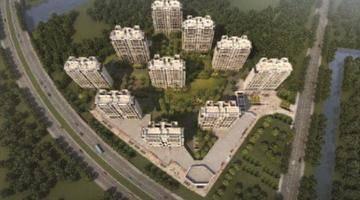楼事规划 西太湖再迎新项目:新城湖悦朗隽,拟建10栋建面约95-143㎡小高层