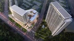 最新消息,地铁3号线东风站TOD项目案名发布!