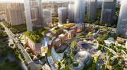 3栋超高层建筑 济南远大购物广场批前公示