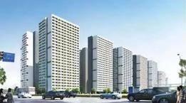 东湖高新区最大规模的人才租赁房交付,首批近2000名员工已入住