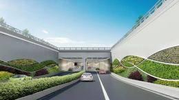 成都首条湖底隧道即将建成