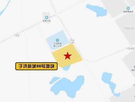 龙湖摘得于洪新城88号地块 刷新板块内最高土地成交单价