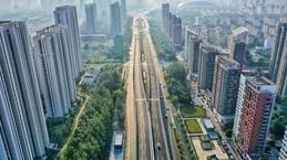 浑南大道快速路桥梁段全线通车 市民体验:原来15分钟车程缩短至3分钟