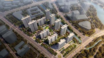 楼事规划|天宁高端市场再添新产品,大和青龙1-7#地块规划亮相!