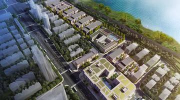 """银城G38地块案名疑似定为""""银城金陵九望""""  将推出90㎡-600㎡户型"""