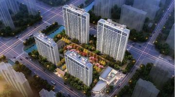 国资G75规划出炉!河西南将添4栋新住宅!