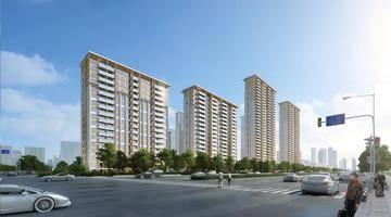 地价29705元/㎡!金茂南部新城地块规划出炉