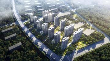 江北新增13栋住宅!天华硅谷庄园三区来了!