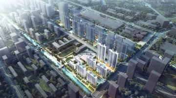 华夏幸福大校场G12地块G分区规划公示!拟建8栋住宅