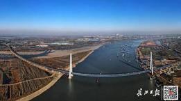 最新披露:武汉四环线即将全线通车