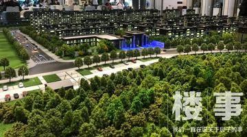楼事探盘丨龙湖·舜山府 新市府板块莫子山旁的景观豪宅