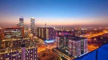 河西两大豪宅项目规划调整公示!仁恒或将操盘江心洲G78地块