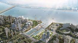 钱江新城二期最新进展!一批安置房、学校要建成,钱塘江边新增多个地标!