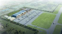 新机场,年底投用!