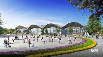 东方伊甸园主园区即将施工 打造青岛生态旅游新名片
