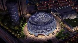 上海国际体操中心改造工程进入地下施工阶段,效果图在此!
