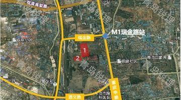 中交地产&青岛城投联合体14.85亿获得青钢老厂改造地块,总建面18.56万㎡