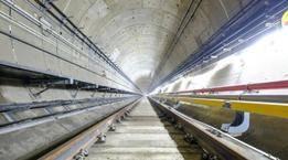 地铁8号线最新建设进展:过海隧道即将迎来区间照明