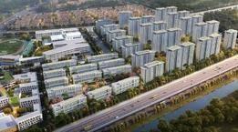 金辉协和南地块规划出炉,拟建30栋住宅