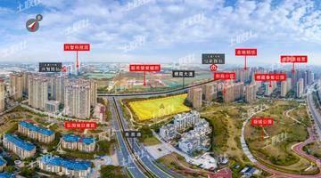 """起拍总价达132.3亿元!南京再挂10幅""""双限""""地块"""