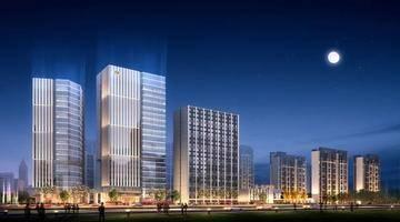 傲娇!成功集齐6大中心,新城区登顶淮海经济体