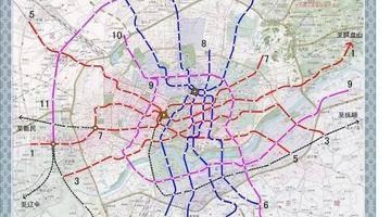 地铁二号线南延线开建 周边都有哪些楼盘?