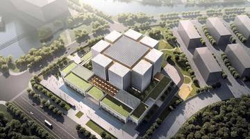 南京新增一座文化地标,中国第二历史档案馆新馆规划出炉!