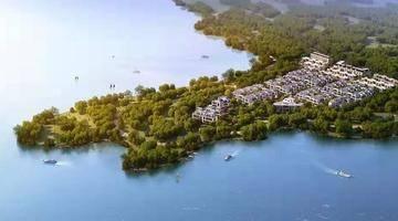 事长平盘|独家!探秘景瑞天赋半岛,三面环湖的的半岛别墅,你心动吗?