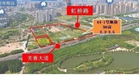 就在刚刚,万科竞得江阴城南地块!楼面价8755.77元/㎡