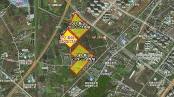 刚刚南京江北核心区连挂2幅重磅宅地,毛坯房限价3.2万/㎡!
