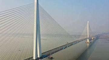 长江五桥,正式通车!
