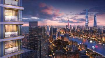 """绿地·海珀外滩3.18认筹结束:解锁沪上楼市又一个""""第一"""""""