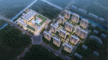楼事规划|常州武高新中梁百悦城规划公示,约5万方商业综合体已启动招商!