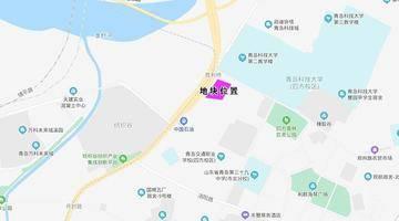 市北一商住用地19.35亿元成交 楼面成交价10510元/㎡