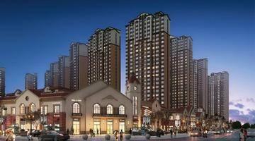 【恒大中央广场】繁华72变:有想法的住宅