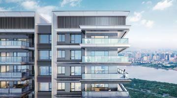 「璞境」 江心洲G06地块案名公布 !三家房企联合打造!