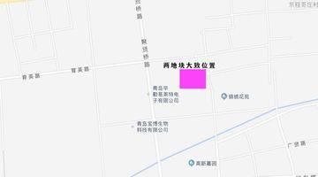 中铁建工8.6亿元摘得城阳上马两地块 住宅建面超24万㎡