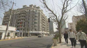 瑞华公寓整体修缮预计6月初完工,将提升常熟路沿街风貌