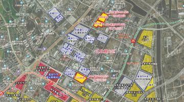 南京江北核心区再挂2幅宅地!