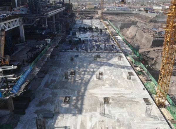 首发:省内首次 地铁8号线顺利下穿运营中3号线