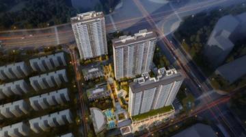 楼事规划|新北区牡丹和府规划出炉,拟建5栋住宅+1栋办公楼