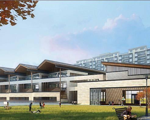 楼事快讯 保华马山项目规划出炉 拟打造53栋住宅楼