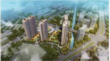 中洲崇安府规划变更 将减少2栋住宅楼