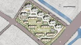 阳光城北塘地块规划出炉,拟建15栋住宅!
