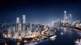 2020童和平水墨现场上海展:百年商船会馆,上演外滩山水雅集