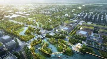 前湾公园今年开工!将打造主城区最大的滨河公园