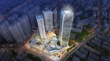 180万建面全系大城 佳兆业城市广场六期入市在即