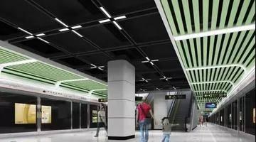 楼事快讯|一大波常州地铁站点内部高清图来了,快来看看吧!