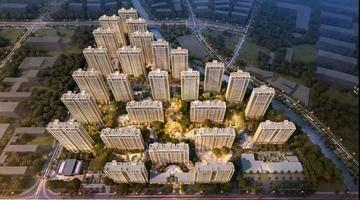 楼事快讯|龙湖建东学院地块规划设计出炉,26栋住宅+幼儿园